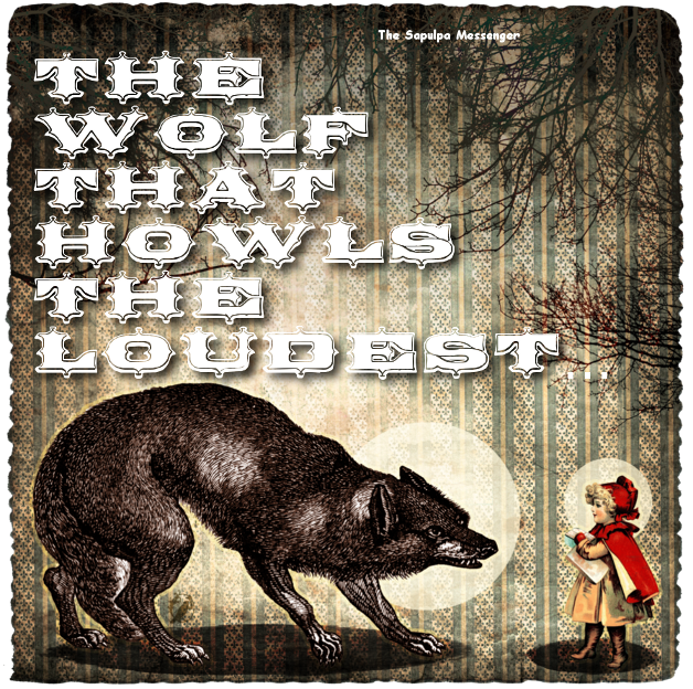 The Calvinist Wolf Howls The Loudest